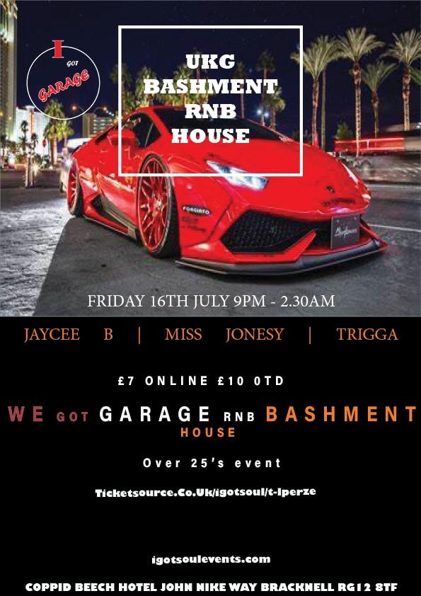 I Got Garage-Jonesy-Official-A4