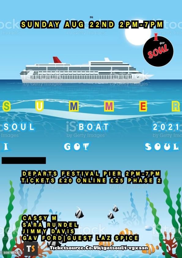 Soul Boat-Bright
