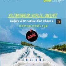 Summer Soul Boat-1